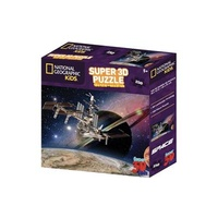 Prime 3D 150pc Satellitte In Space 10864