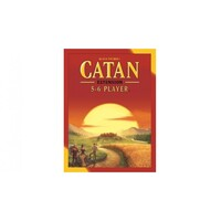 Catan 5th Edition 5-6 Player Board Game Extension