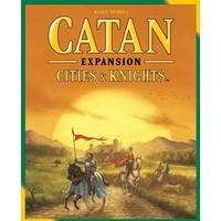 Catan Cities & Knights Expansion 5th Edition