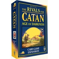 Settlers of Catan Rivals of Catan Age of Darkness Card Game Expansion