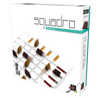 Squadro Strategy Game