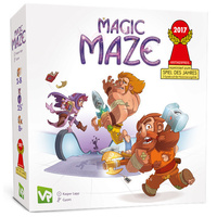 Magic Maze Strategy Game