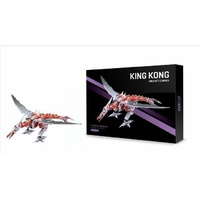 King Kong 3D The robot Triceratops Puzzle