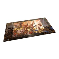 Ultimate Guard Warhammer TCG Age of Sigmar Champions Chaos VS Destruction Playmat