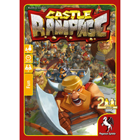 Castle Rampage Strategy Game