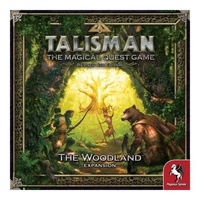 Talisman 4th Edition The Woodland Expansion