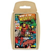 Top Trumps Marvel Retro