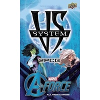 Marvel vs System A-Force Expansion