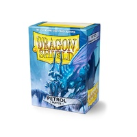 Dragon Shield Sleeves Box of 100 Petroleum Matte