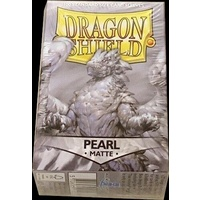Sleeves - Dragon Shield - Box 100 - Pearl MATTE
