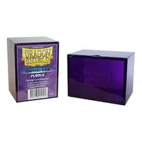 Dragon Shield Gaming Box - Purple -