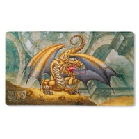 Dragon Shield Playmat Case and Coin Gold Gygex