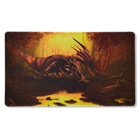Dragon Shield Playmat Case and Coin Umber Teranha
