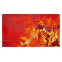 Dragon Shield Playmat Case and Coin Orange Vsaqin