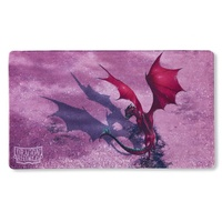 Dragon Shield Playmat Case and Coin Magenta Fuchsin