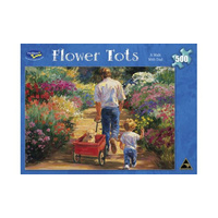Holdson 500pce Flower Tots: A Walk With Dad 59295