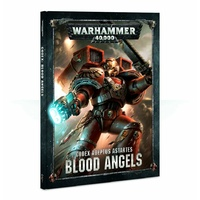 Warhammer 40k Codex - Blood Angels 2017