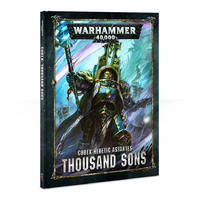 Warhammer 40k Codex - Thousand Sons