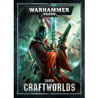 Warhammer 40k Codex - Craftworlds 2017