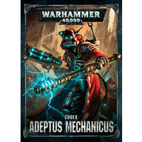 Warhammer 40k Codex - Adeptus Mechanicus