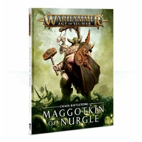 Warhammer: Age of Sigmar Battletome: Maggotkin of Nurgle