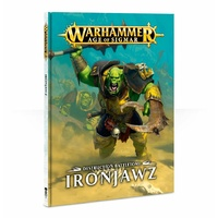 Warhammer: Age of Sigmar Battletome: Ironjawz