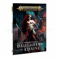 Warhammer: Age of Sigmar Battletome: Daughters of Khaine
