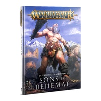 Warhammer: Age of Sigmar Battletome: Sons Of Behemat (Hardback)