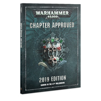 Warhammer 40K Chapter Approved 2019 Edition
