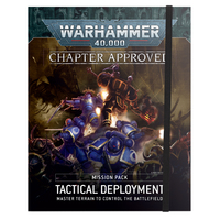 Warhammer 40k Tactical Deployment Mission Pack
