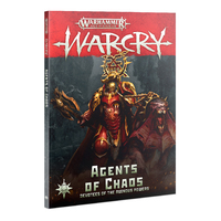 Warhammer: Age Of Sigmar WARCRY Agents Of Chaos