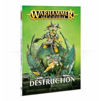 Warhammer: Age of Sigmar Grand Alliance: Destruction