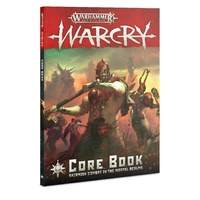 Warhammer: Age of Sigmar WARCRY Core Book