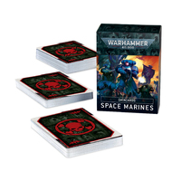 Warhammer 40k Datacards: Space Marines