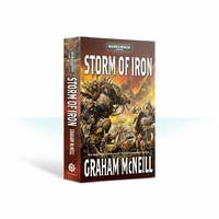 Black Library: Storm Of Iron Paperback Novel