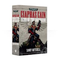Black Library: Ciaphus Cain: Hero of the Imperium 2017 Novel