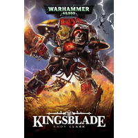 Black Library: Kingsblade Novel