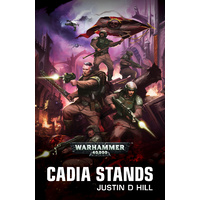 Black Library: Cadia Stands Novel