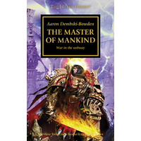 Black Library: Horus Heresy: The Master of Mankind Novel