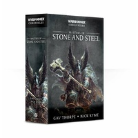 Black Library: WHC: Masters of Steel and Stone Novel