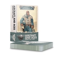 Warhammer 40k Aeronautica Imperialis Aircraft & Aces: Imperial Navy Cards