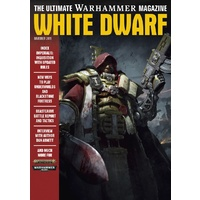 White Dwarf November 2019 WD11