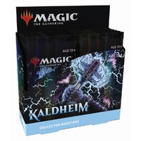 Magic the Gathering Kaldheim Collector Boosters