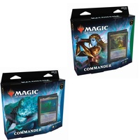 Magic the Gathering Kaldheim Commander Deck (Sold Individually)