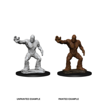 D&D Nolzurs Marvelous Unpainted Miniatures Clay Golem