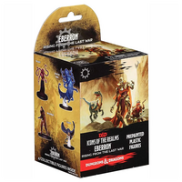 D&D Icons of the Realms Eberron Rising From the Last War Booster Brick