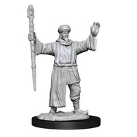 Dungeons & Dragons Nolzurs Marvelous Unpainted Miniatures Human Male Wizard