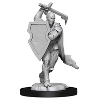 Dungeons & Dragons Nolzurs Marvelous Unpainted Miniatures Warforged Male Fighter