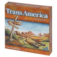 TransAmerica Board Game