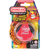 Duncan Footbag Daredevil 5 Panel Pellet Filled (Assorted Colours)